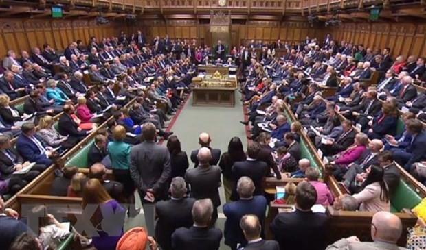 Toàn cảnh một phiên họp Hạ viện Anh. (Nguồn: AFP/TTXVN).