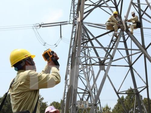 Trong tháng 5/2019, trào lưu truyền tải vẫn theo hướng từ miền Bắc và miền Trung vào miền Nam với sản lượng điện truyền tải ước đạt 17,87 tỷ kWh.