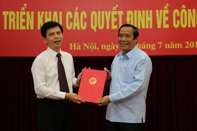 Triển khai quyết định của Thủ tướng, Ban Bí thư về công tác cán bộ ảnh 1
