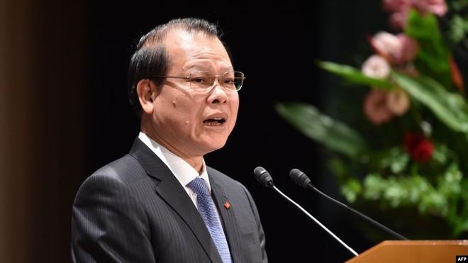 Nguyên Phó Thủ tướng Vũ Văn Ninh
