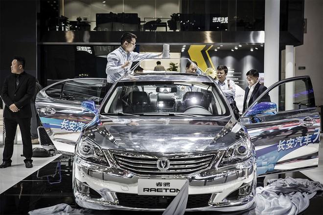 Doanh nghiệp Trung Quốc lo lợi nhuận đi xuống