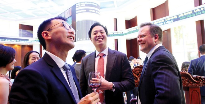 TTCK Việt Nam hiện có giá trị vốn hóa khoảng 200 tỷ USD, khối ngoại sở hữu khoảng 34 tỷ USD, tương đương 17%.