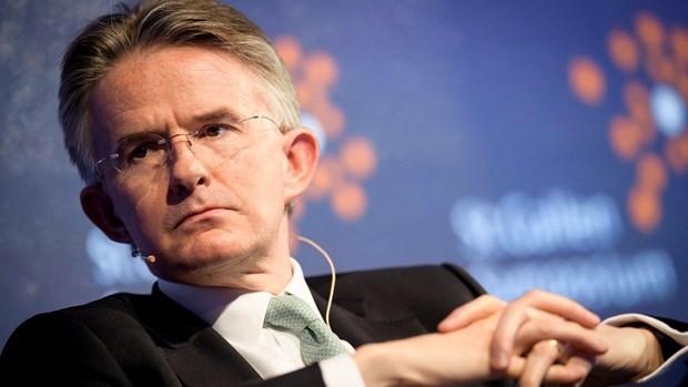 CEO của HSBC John Flint. (Ảnh: The Guardian).
