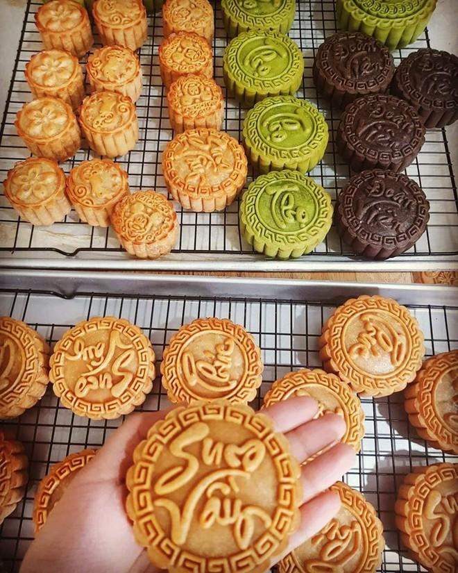 """Bánh Trung thu """"handmade"""" có đảm bảo an toàn vệ sinh thực phẩm? ảnh 1"""