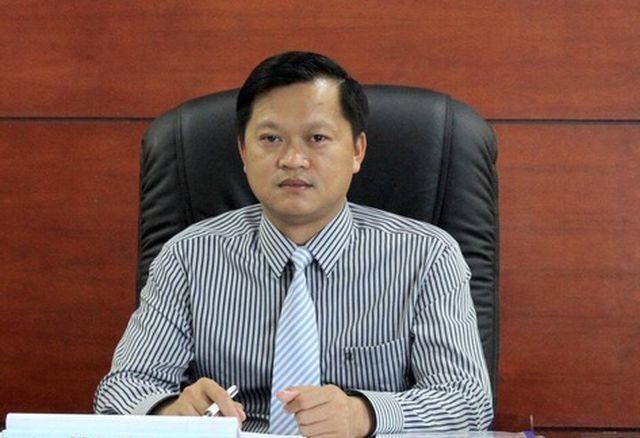Ông Bạch Ngọc Du - nguyên Chủ tịch HĐQT Cienco 5.