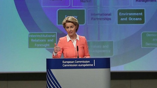 Chủ tịch Ủy ban châu Âu (EC) Ursula von der Leyen. (Nguồn: Reuters).
