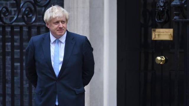 Thủ tướng Anh Boris Johnson. Ảnh: CNN.