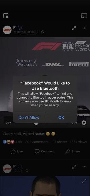 Thủ đoạn đen tối của Facebook bị iOS 13 lật tẩy ảnh 1