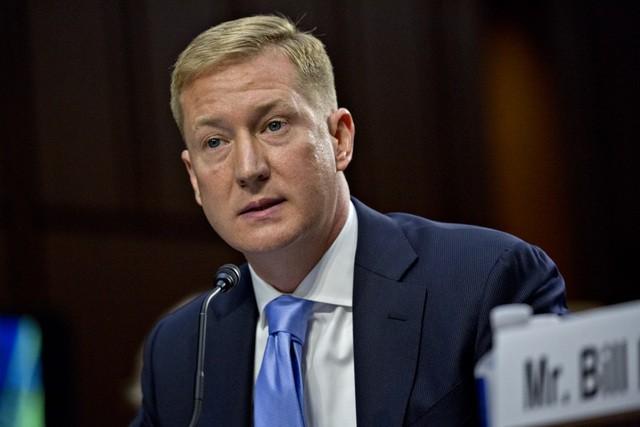 Trợ lý Bộ trưởng Tư pháp Mỹ Adam Hickey (Ảnh: Getty).