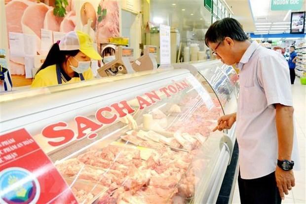 Giá thịt lợn ổn định ở mức cao sau chuỗi ngày tăng mạnh ảnh 1