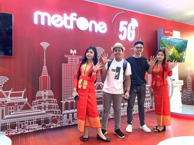 Metfone ở Campuchia là thị trường có lợi nhuận sau thuế tăng trưởng tới 91%.