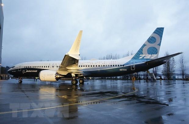 Ảnh (tư liệu): Máy bay 737 MAX của Boeing tại nhà máy ở Renton, Washington, Mỹ. (Ảnh: AFP/TTXVN)