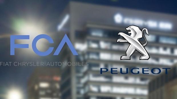 Fiat Chrysler và Peugeot đang đàm phán về khả năng sáp nhập. (Nguồn: foxbusiness.com).