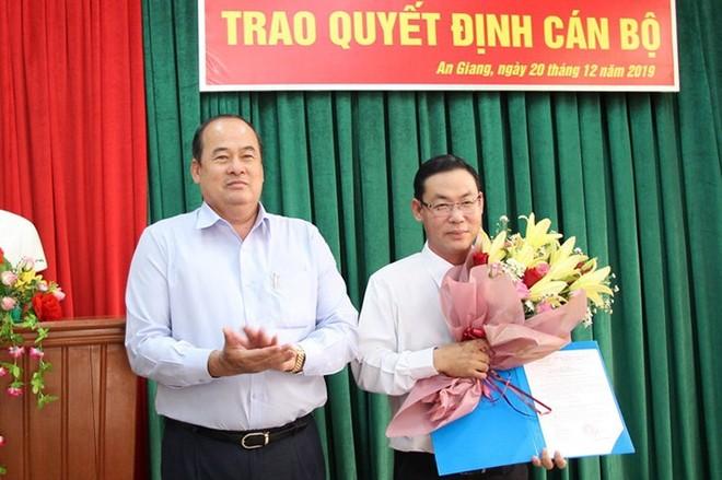 Bổ nhiệm nhân sự các tỉnh An Giang, Sơn La, Khánh Hòa, Sóc Trăng