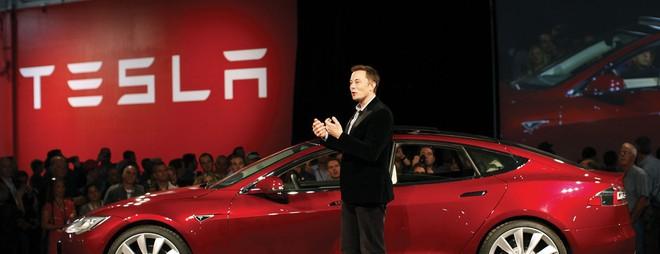Vượt qua hàng loạt ông lớn, Tesla vươn lên vị trí thứ 3 toàn cầu