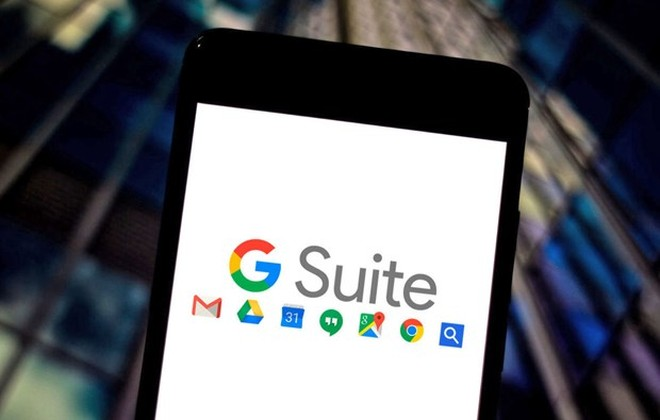 Bộ ứng dụng G Suite của Google. (Nguồn: Getty Images).