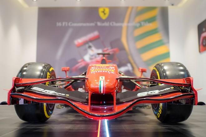 Ferrari được đánh giá là thương hiệu mạnh nhất thế giới năm 2020.