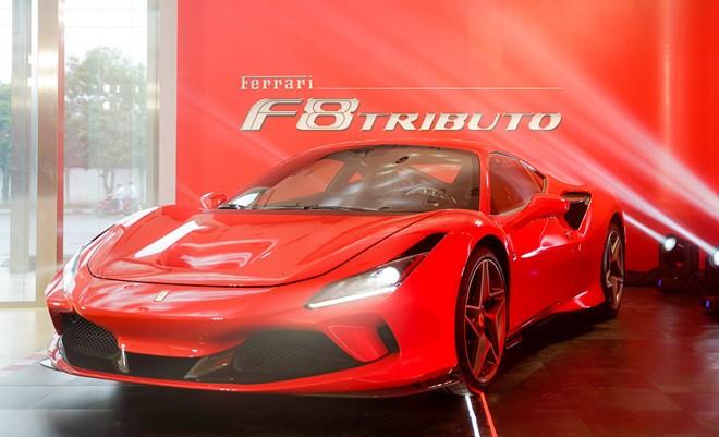 Ferrari được đánh giá thương hiệu mạnh nhất thế giới ảnh 1