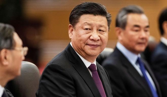 Ông Tập đã có cuộc điện đàm với Tổng thống Mỹ Donald Trump. Bắc Kinh nói phía Mỹ đề xuất cuộc điện đàm. Ảnh: Reuters.