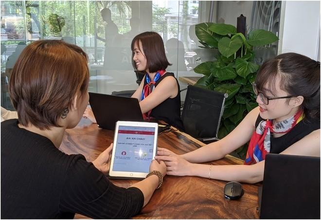 Tối ưu hóa trải nghiệm của khách hàng với AIA100 ảnh 2