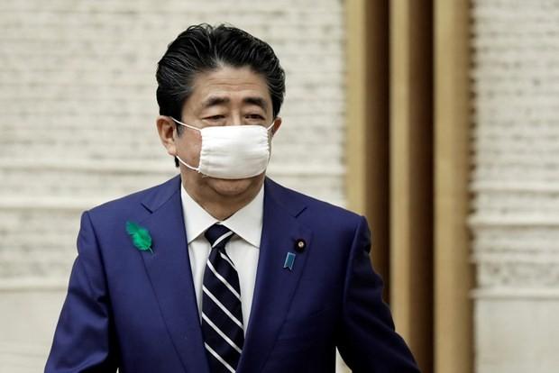 Thủ tướng Nhật Bản Shinzo Abe. (Ảnh: TodayOnline).