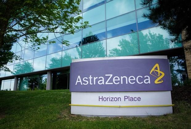 Công ty dược phẩm AstraZeneca. (Ảnh: CNBC).