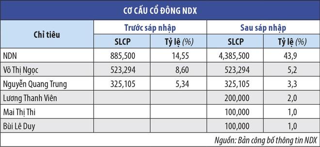 Khoảng trống doanh thu của Ðầu tư phát triển nhà Ðà Nẵng (NDN) sau năm 2020 ảnh 1