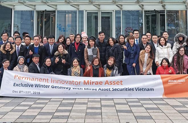 Chương trình tham quan Hàn Quốc định kỳ hàng năm dành cho khách hàng VIP.