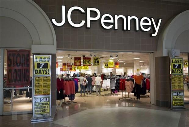 JCPenney trở thành tập đoàn bán lẻ tiếp theo của Mỹ rơi vào cảnh phá sản do tác động của đại dịch COVID-19. (Ảnh: AFP/TTXVN).