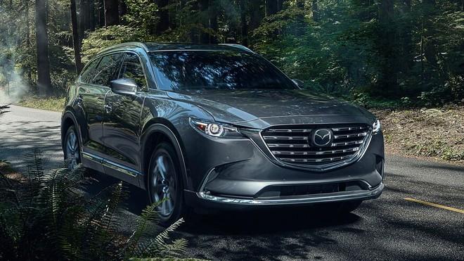 Mazda CX-9 2021 chính thức ra mắt với mức giá tăng nhẹ so với bản cũ ảnh 1