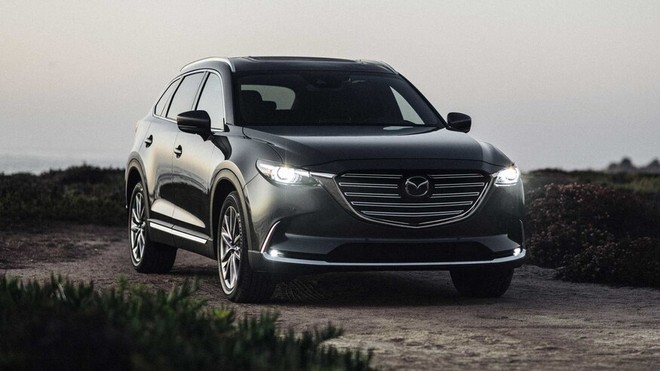 Mazda CX-9 2021 chính thức ra mắt với mức giá tăng nhẹ so với bản cũ ảnh 2