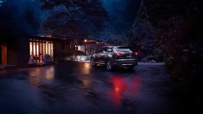 Mazda CX-9 2021 chính thức ra mắt với mức giá tăng nhẹ so với bản cũ ảnh 8