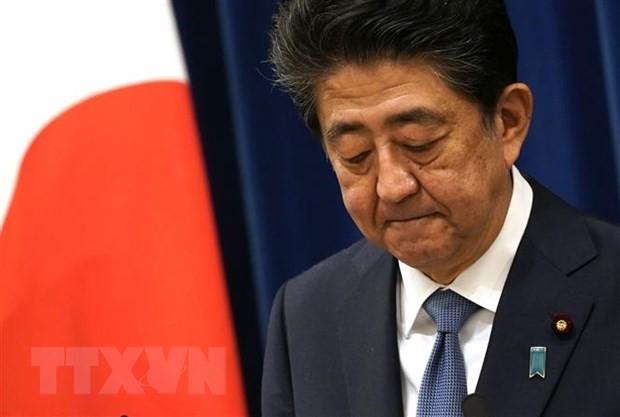 Thủ tướng Nhật Bản Abe Shinzo thông báo quyết định từ chức
