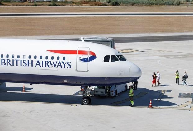 British Airways chịu ảnh hưởng nặng nề do dịch bệnh COVID-19. (Ảnh: Reuters).