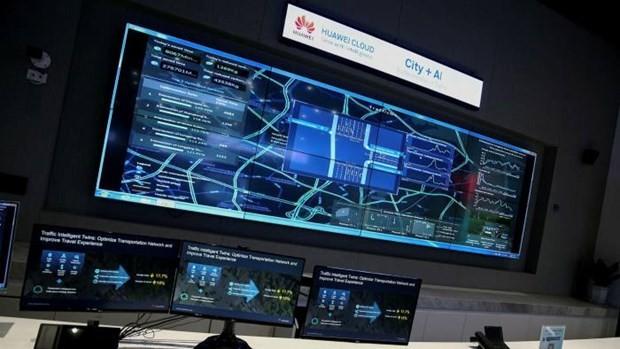 Bộ phận đám mây của Huawei chỉ là một trong số các công ty Trung Quốc đang thực hiện các bước để mở rộng sự hiện diện của họ tại Singapore (Nguồn: Reuters).