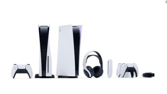 PlayStation 5 sẽ bắt đầu được bán từ ngày 12/11 với giá khởi điểm từ 399,99 USD