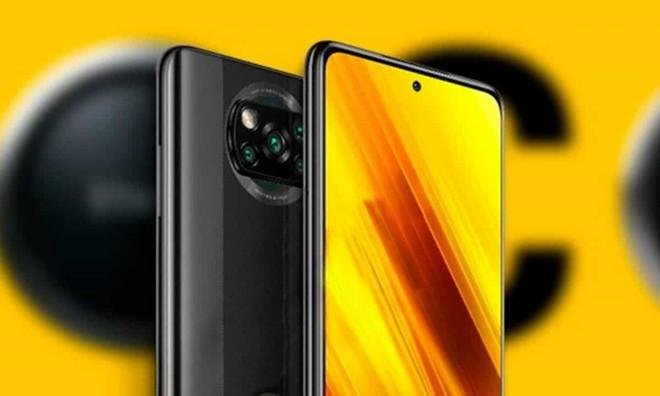 Điện thoại tầm trung POCO X3 NFC có cấu hình khủng chuyên dành cho game thủ