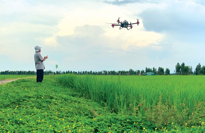 Ứng dụng công nghệ cao vào sản xuất nông nghiệp giúp gia tăng giá trị nông sản