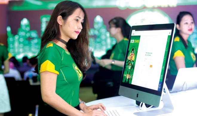 Với ứng dụng ngân hàng số OCB Omni, khách hàng có thể trải nghiệm 80 tiện ích trong cùng một ứng dụng.