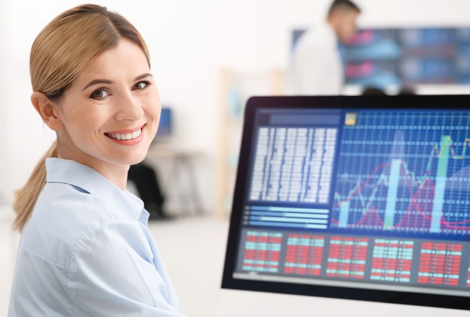 Các nhà đầu tư nước ngoài trên thị trường chứng khoán chủ yếu là nhà đầu tư tài chính. Ảnh: Shutterstock.