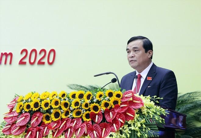 Khai mạc Đại hội đại biểu Đảng bộ tỉnh Quảng Nam lần thứ XXII ảnh 1