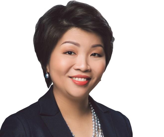Bà Winnie Wong, Giám đốc Quốc gia của MasterCard tại khu vực Đông Dương