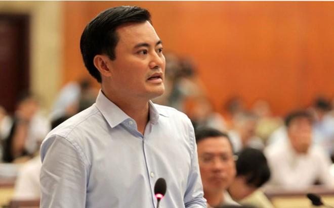 Ông Bùi Xuân Cường, nguyên Giám đốc Sở GTVT TPHCM.