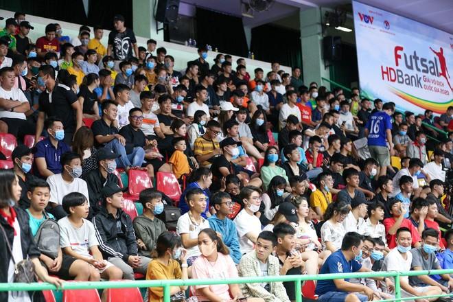 """Giải HDBank Futsal VĐQG 2020: Chiến thắng và """"bay cao"""" qua đại dịch ảnh 1"""