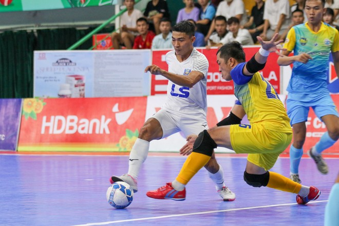 """Giải HDBank Futsal VĐQG 2020: Chiến thắng và """"bay cao"""" qua đại dịch ảnh 2"""