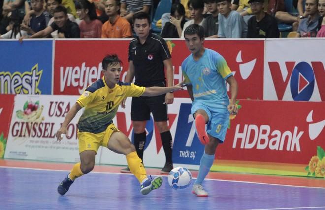 """Giải HDBank Futsal VĐQG 2020: Chiến thắng và """"bay cao"""" qua đại dịch ảnh 3"""