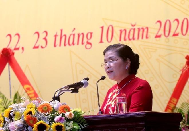 Đồng chí Giàng Páo Mỷ tái đắc cử Bí thư Tỉnh ủy Lai Châu.
