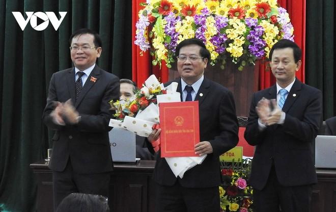 Ông Lê Ngọc Tuấn được bầu giữ chức Chủ tịch UBND tỉnh Kon Tum.