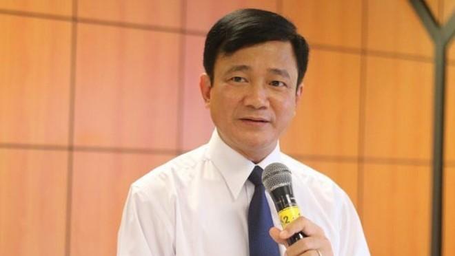 Ông Lê Vinh Danh. Ảnh: VietNamNet.