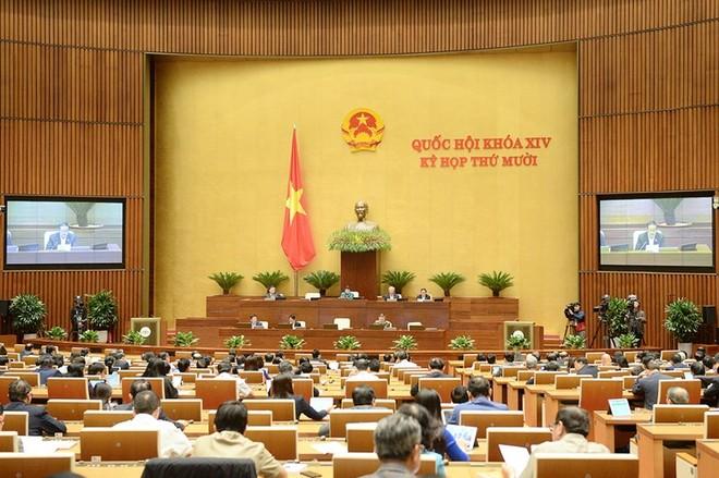 Quốc hội đã có một ngày tranh luận sôi nổi về việc có tách Luật Giao thông đường bộ hay không.